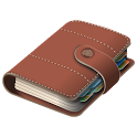Daily note diary icon