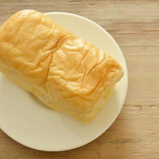 Bread Machine Eggnog Bread.