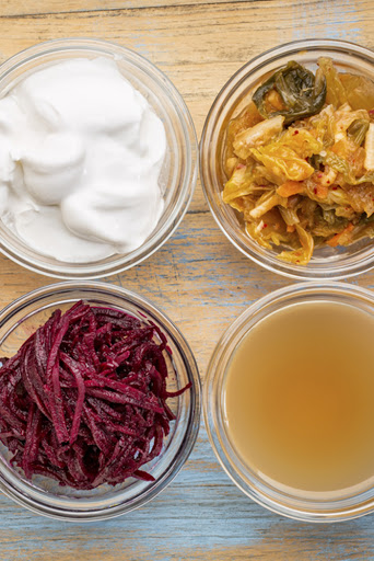 how to add fermented foods to the diet