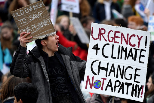 Climate change an 'existential issue' for humankind, says UN