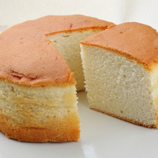 Vanilla Sponge Cake Without Butter Recipes.