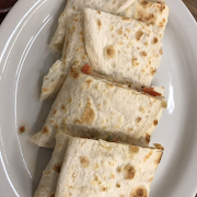 Vegan Flour Quesadilla