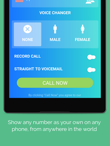 how to get free caller id
