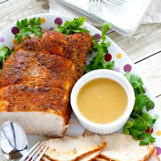 Roasted Pork Loin.