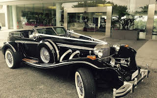 Excalibur Series IV Phaeton Rent Queensland