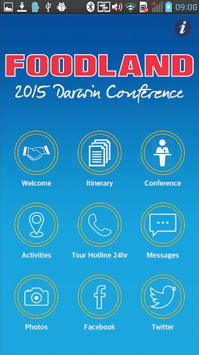 Foodland Darwin Conference