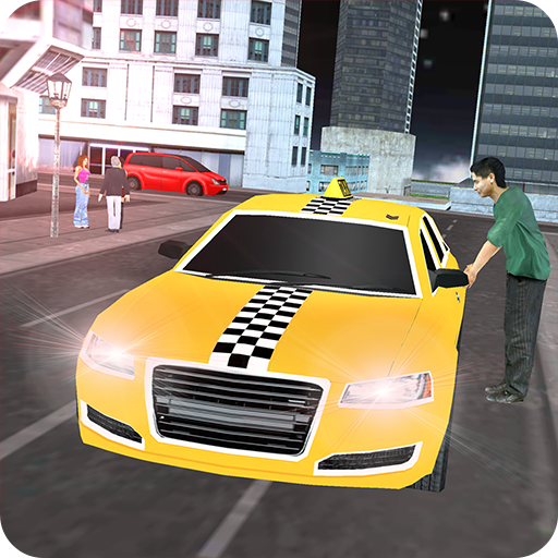 Crazy Taxi Driver: City Car Rush Duty