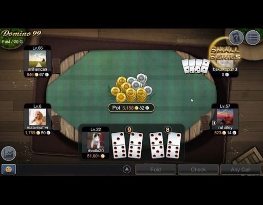 NEW Mango Domino 99 - QiuQiu 1.3.9.0 screenshots 5