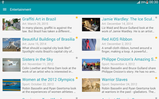 English listening daily 1.1.4 screenshots 9