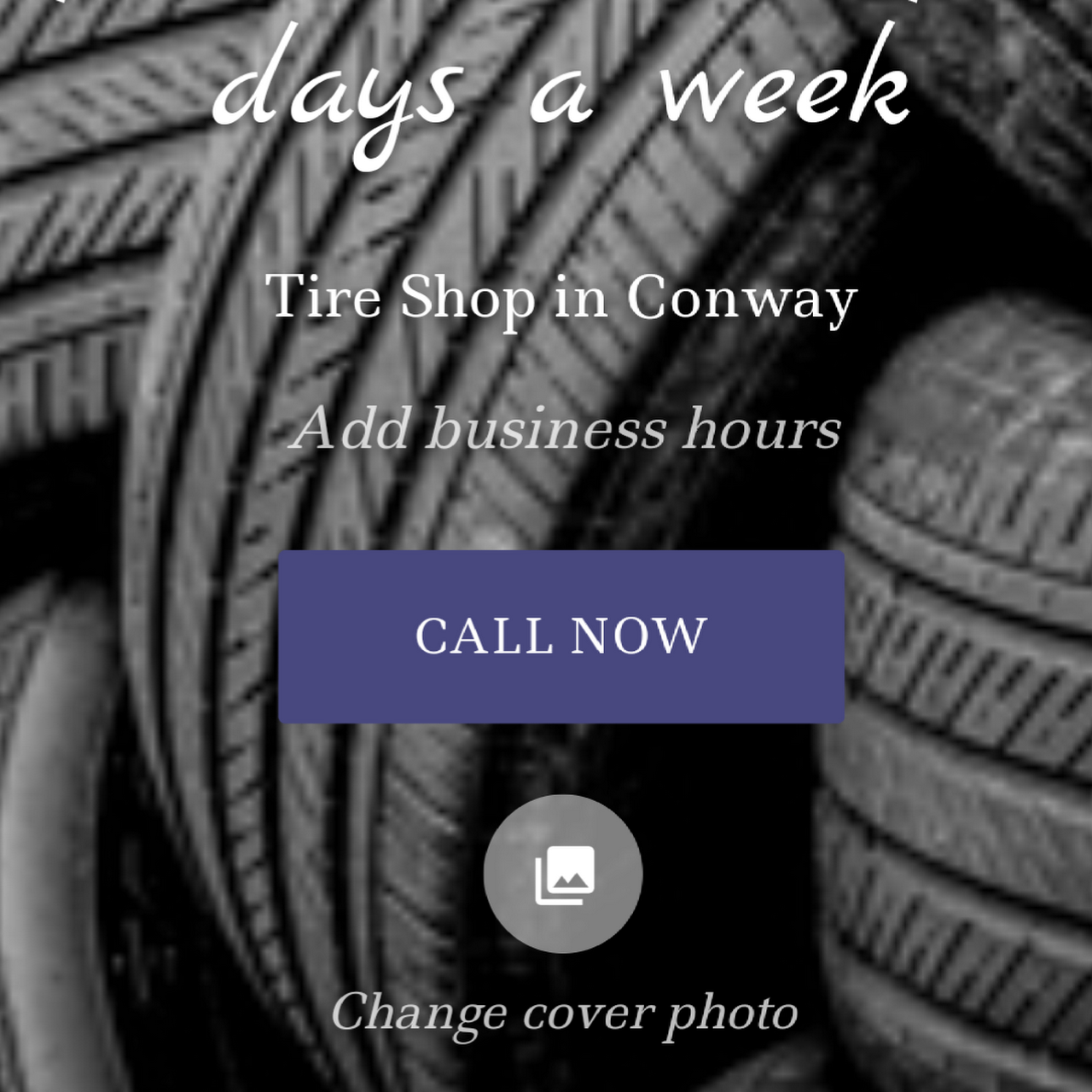 S P Tire Auto Open 6 Days A Week Tire Shop In Conway