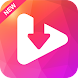 Video Downloader-HDビデオをダウンロードする
