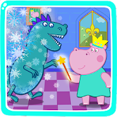 Princess and the Ice Dragon