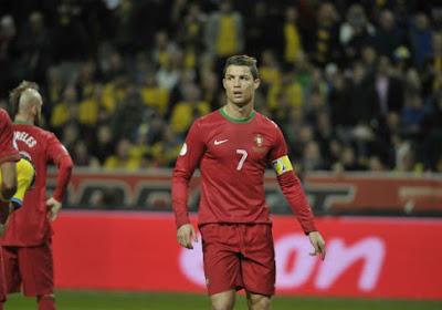 Cristiano Ronaldo quitte l'entraînement après 20 minutes