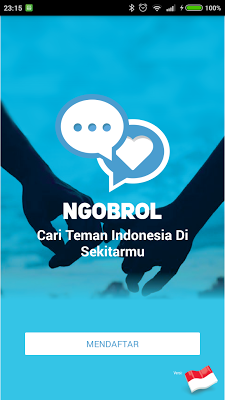 Ngobrol :Kenal Teman Indonesia - screenshot