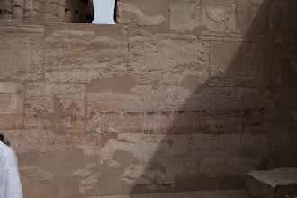 Photo: luxor temple, inner chamber?