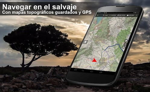 BackCountry Navigator PRO GPS APK 1