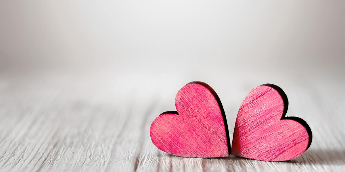 coeurs pour la Saint-Valentin