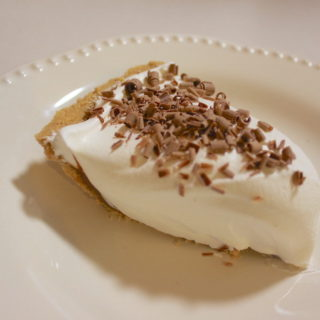 Hershey Pie Recipe