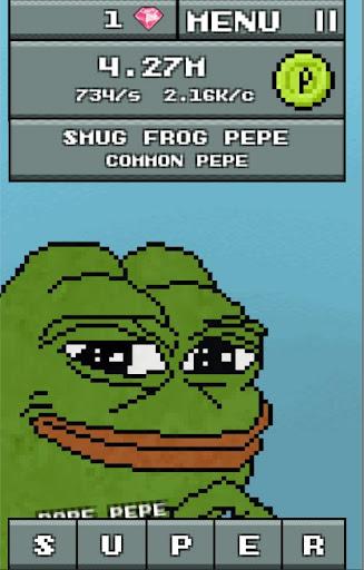 Rare Pepe Clicker