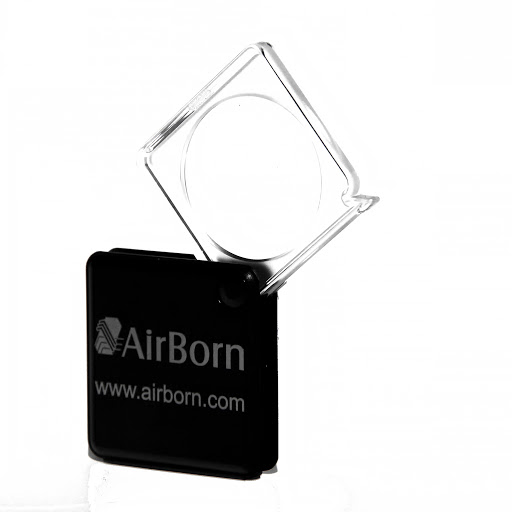 Promotional Pocket Magnifier Square