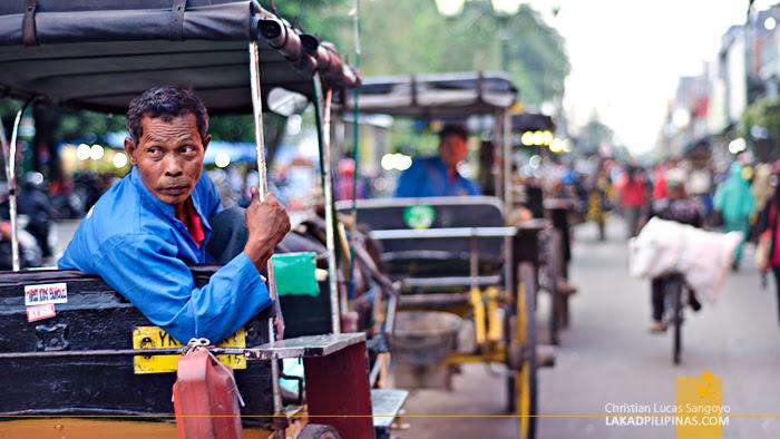 Malioboro Yogyakarta Andong Driver