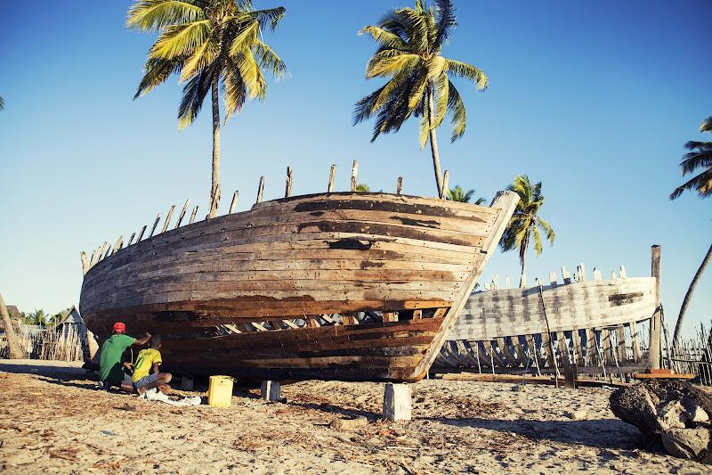 la costruzione di una nave di Jackass1991