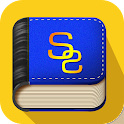 Vocabulary building game icon