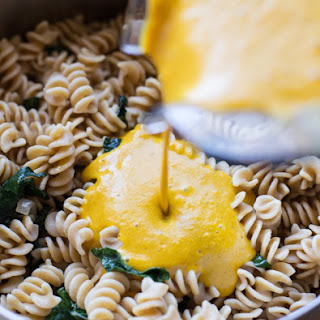 The Best Pumpkin Macaroni and 'Cheese'