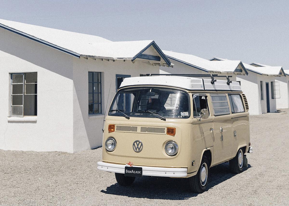Volkswagen Westfalia Camper Hire Huntington Beach Ca