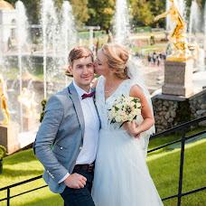 Wedding photographer Yuliya Borisova (juliasweetkadr). Photo of 24.11.2018