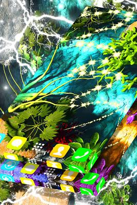 Pond Live Wallpaper - screenshot