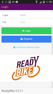 ReadyBike- screenshot thumbnail