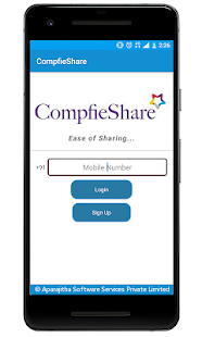 Download CompfieShare For PC Windows and Mac apk screenshot 1
