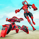 Bunny Robot Games: Flying Drone Robot Hero APK