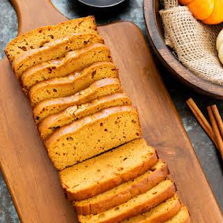 Flourless Pumpkin Bread.