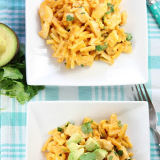 Tex-Mex Chicken Mac and Cheese