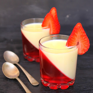 Jelly And Custard Desserts Recipes.