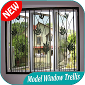 300+ Window Trellis House Design Ideas