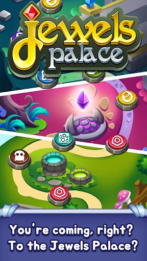 Jewels Palace : Fantastic Match 3 adventure 0.0.8 app download 5