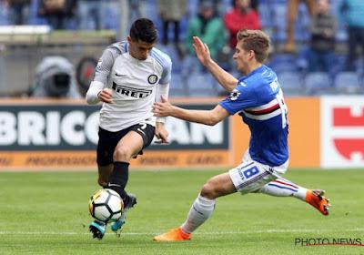 """L'amertume de Dennis Praet: """"Si la Sampdoria jouait en Premier League..."""""""