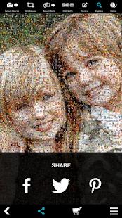 Pro Photo Mosaic Creator - náhled