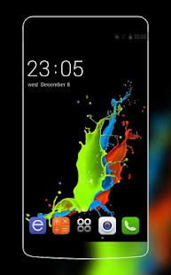 Stylish Theme for Coolpad Note 3/5 HD: Color - náhled