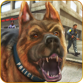 US Police Dog Survival Android APK Download Free By Toucan Games 3D