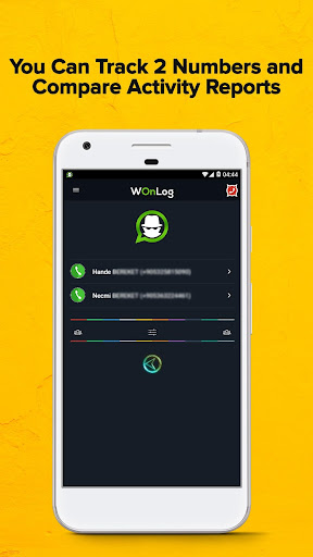 wOnLog screenshot 4
