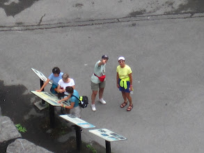 Photo: Rest day - Watkins Glen. The view from above.