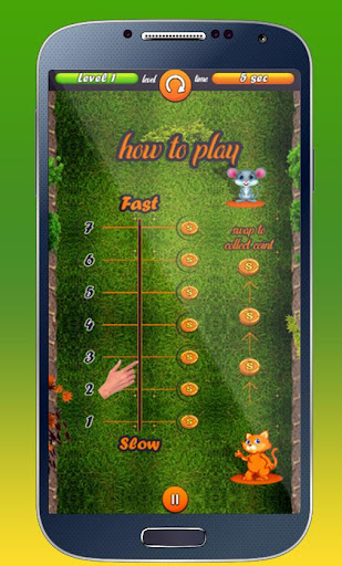 玩免費解謎APP|下載ジェリー・ドラッグ対トムキャットは、キャッチします app不用錢|硬是要APP