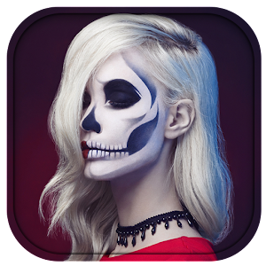 Tải Halloween Makeup Photo Editor APK