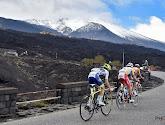 Er viel heel wat te beleven in de derde etappe van de Giro