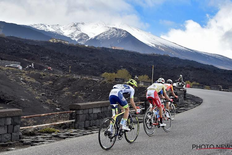 Nibali, Kruijswijk en Fuglsang krijgen eerste kans om tijd goed te maken: voortdurend op en af en dan de Etna op!