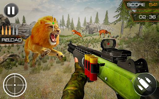 Gun Animal Shooting: Animals Shooting Game painmod.com screenshots 8
